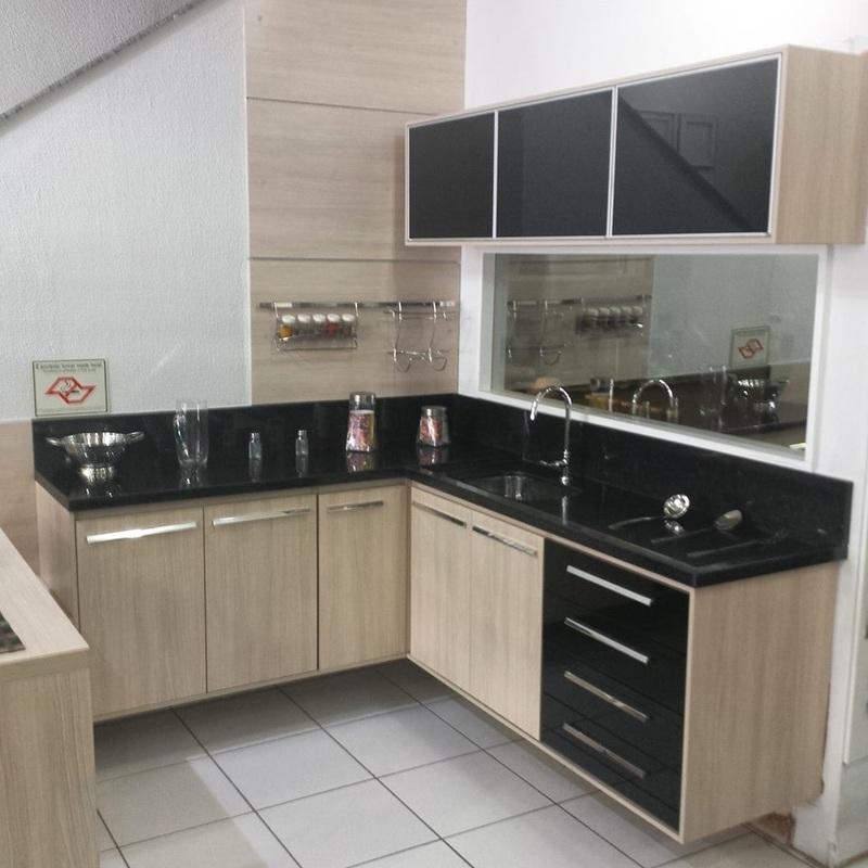 Cozinha Planejada para Apartamento na Vila Barros - Cozinha Planejada para Casa