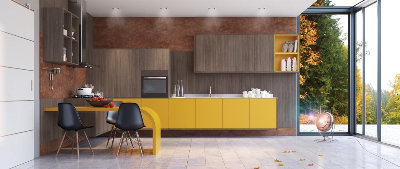Cozinha Planejada para Casa em Pirapora do Bom Jesus - Cozinha Modulada