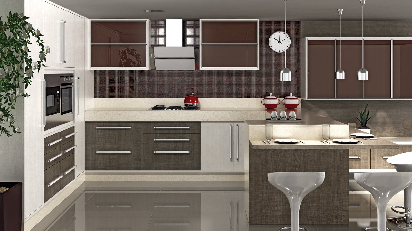 Cozinha sob Medida na Zona Norte - Cozinha Planejada para Apartamento