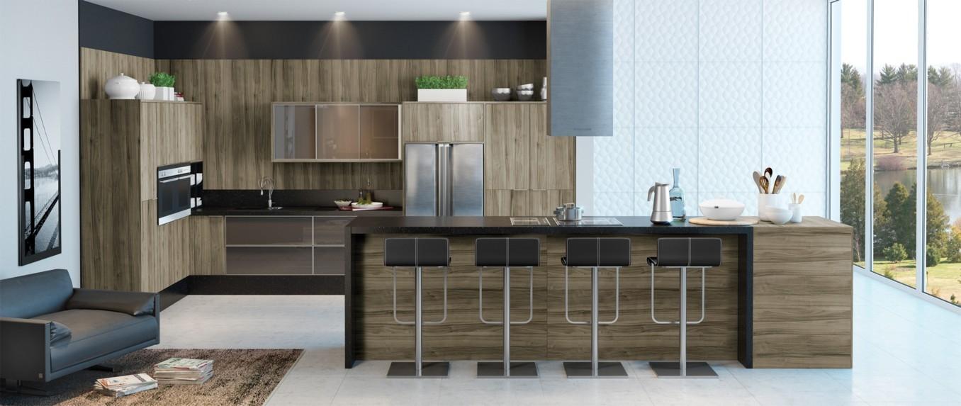 Móveis de Cozinha Planejada em Cachoeirinha - Cozinha Compacta Planejada