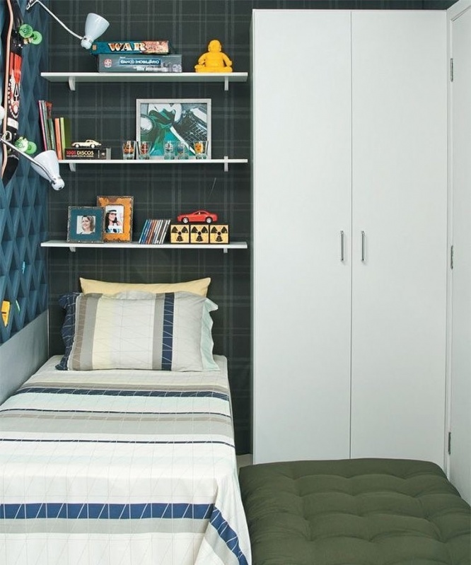 Móveis para Apartamento de Solteiro na Vila Maria - Móveis para Apartamento de 50 M2
