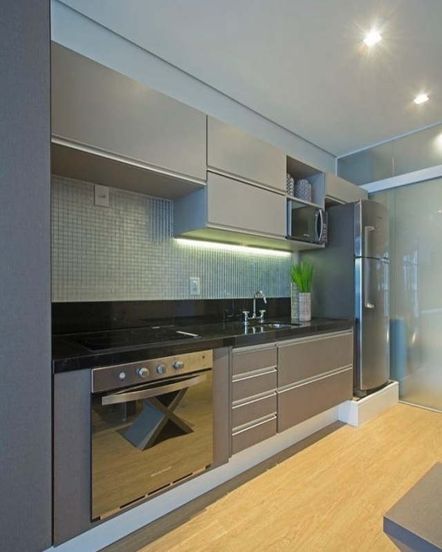 Móveis para Apartamento Pequeno no Monte Carmelo - Móveis para Apartamento Pequeno