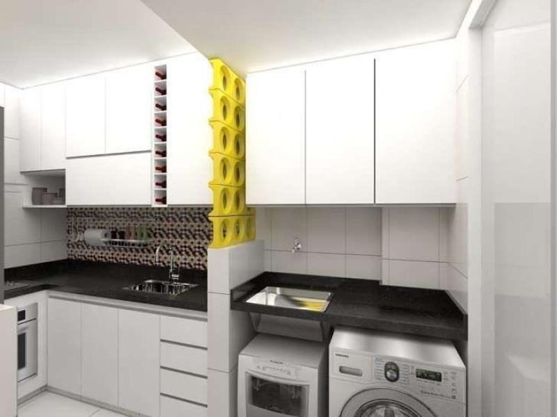 Móvel para Apartamento de 50 M2 na Juquitiba - Móveis para Apartamento Completo