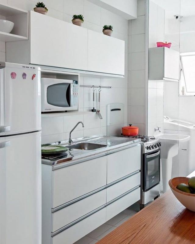 Móvel para Apartamento de Solteiro na Vila Galvão - Móveis para Apartamento Pequeno