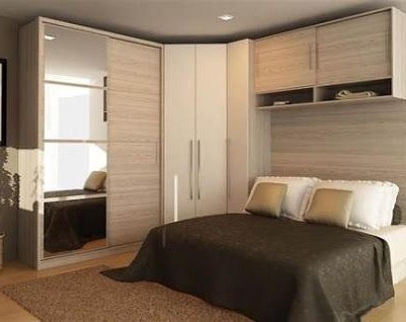 Móvel para Apartamento Pequeno no Rio Grande da Serra - Móveis para Apartamento de 50 M2