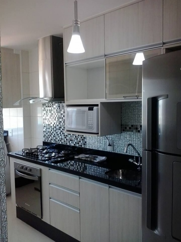 Móvel Planejado para Casa Popular na Cachoeirinha - Móveis sob Medida Completo para Casa