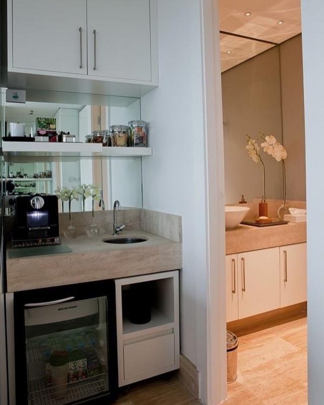 Orçamento de Móveis para Apartamento de Solteiro no Monte Carmelo - Móveis para Apartamento Pequeno