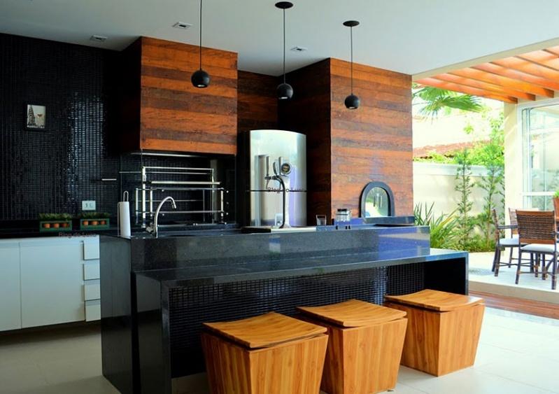 Orçamento de Móveis para área Gourmet de Apartamento na Aricanduva - Móveis para área Gourmet de Apartamento
