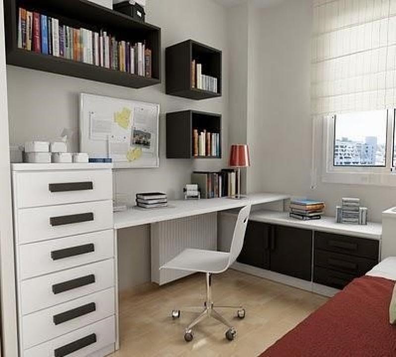 Orçamento de Móveis para Escritório em Apartamento em São João - Móveis Articulados para Apartamento