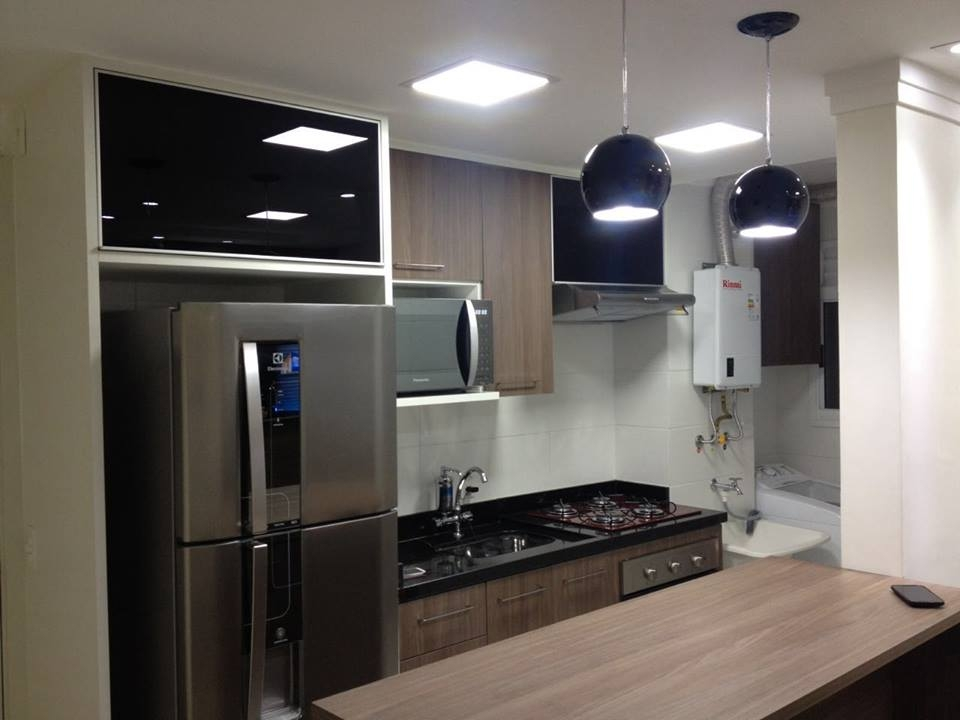 Quanto Custa Cozinha Planejadas e área de Serviço na Barra Funda - Cozinha Planejada Americana