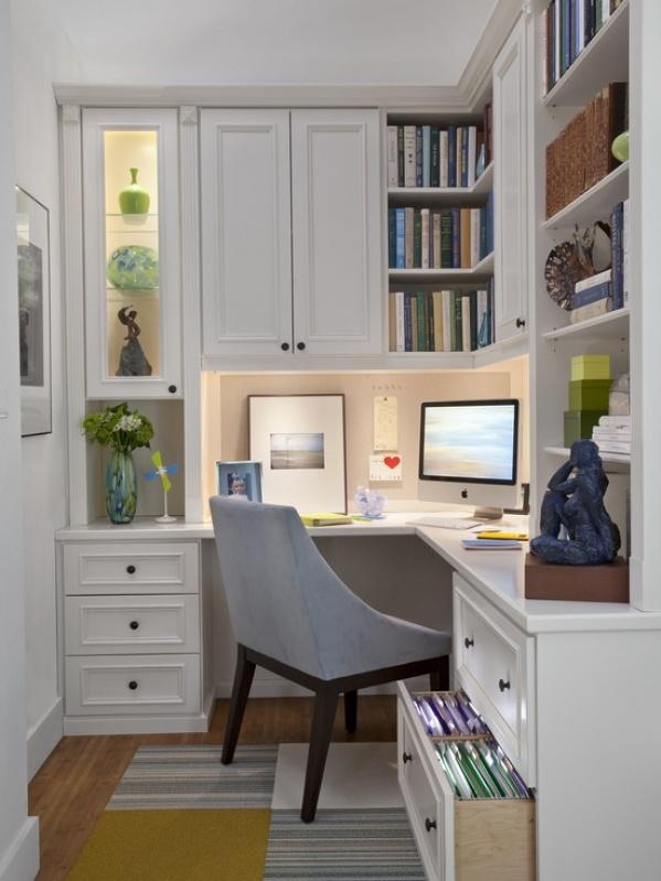 Quanto Custa Orçamento de Móveis para Escritório em Apartamento em Paraventi - Móveis para Apartamento