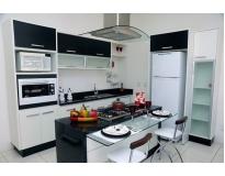 cozinha planejada americana na Monte Carmelo
