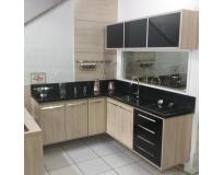 cozinha planejada para apartamento na Lauzane Paulista