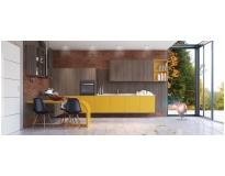 cozinha planejada para casa na Bananal