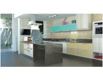 cozinha planejadas e área de serviço