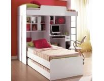 dormitórios planejados de solteiro