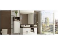 móveis modulados para banheiro no Itaim