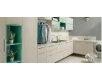 móveis modulados para lavanderia preço Jardim Oliveira,