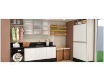 móveis modulados para lavanderia no Centro
