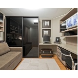 móveis para apartamento de 50 m2 no Pacaembu