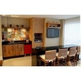 móveis para área gourmet de apartamento no Jardim São Paulo