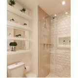 móveis para banheiro de apartamento na Vila Barros