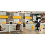 móveis para escritório residencial preço na Vila Ré