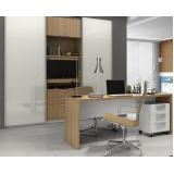 móveis para escritório residencial na Guararema