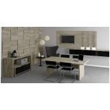 móveis para escritórios residenciais em Alphaville