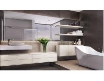 móveis planejados para banheiro preço na Maia