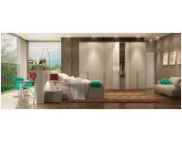 móvel modulado para quarto casal na Vila Gustavo