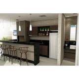 móvel para área gourmet de apartamento em Pinheiros