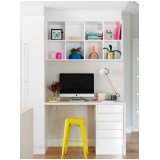 móvel para escritório em apartamento em Alphaville