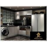 móvel para lavanderia residencial em Morros