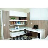 móveis planejados para escritório residencial