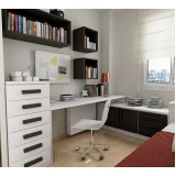 orçamento de móveis para escritório em apartamento no Santo André
