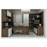 orçamento de móveis para escritório residencial na Cidade Patriarca