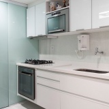orçamento de móveis planejados para cozinha de apartamento no Jardim Oliveira,