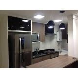 orçamento de móveis planejados para residência no Bairro do Limão