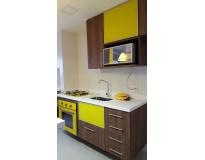 quanto custa cozinha planejada para apartamento na Torres Tibagy