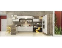 quanto custa cozinha planejada para casa no Tremembé