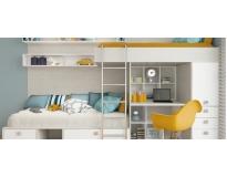 quanto custa dormitórios planejados de solteiro em Biritiba Mirim