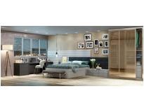 quanto custa móveis modulados para quarto casal em Santana de Parnaíba