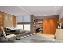 quanto custa móveis sob medida para quarto na Paraventi