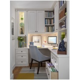 quanto custa orçamento de móveis para escritório em apartamento no Bosque Maia