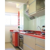 quanto custa orçamento de móveis planejados para cozinha de apartamento no Bosque Maia